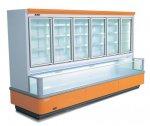 Шкафы-бонеты с выносным агрегатом Milano /Pastorfrigor