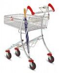 Тележка покупательская Quick-Shopper /Wanzl