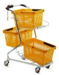Тележка покупательская Convenience-Shopper /Wanzl