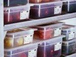 Стандартные пищевые лотки из прозрачного полипропилена /Cambro