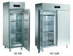 Шкафы морозильные VD, HD /Sagi