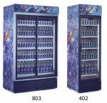 Шкафы холодильные /Caravell