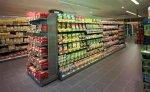 Стеллажи для непродовольственных товаров /Linde Ladenbau