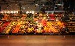 Стеллажи для овощей и фруктов /Linde Ladenbau
